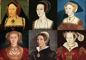 Henry the eighth wives