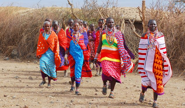 Kenya Facts - tribe
