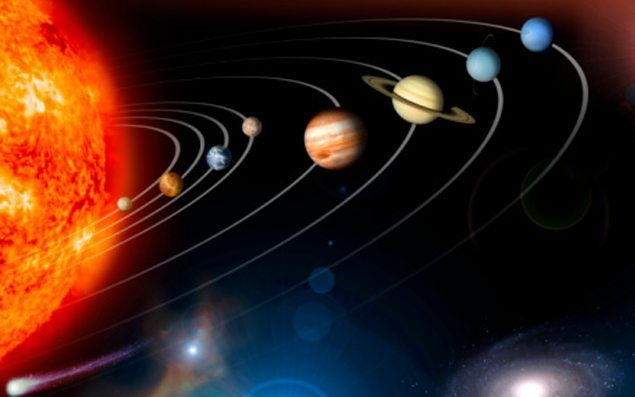 Were Off On An Adventure Out Of This World To Discover Ten Stellar Facts About Space