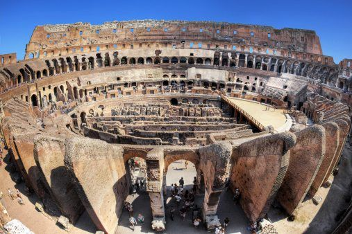 10 Facts About The Colosseum!