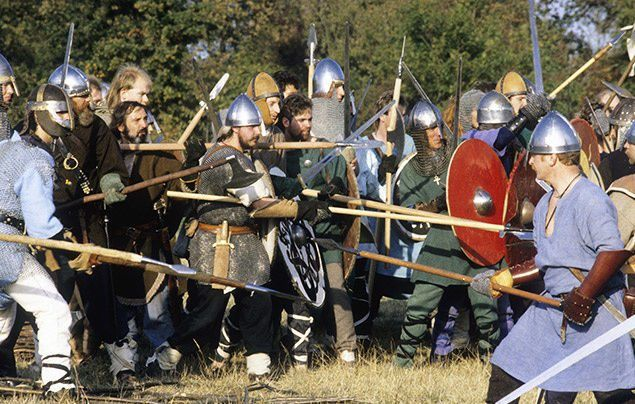 Anglo-Saxon facts