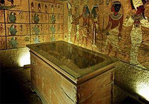 New scans taken of Tutankhamun tomb