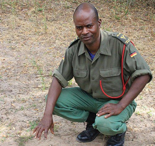 What it's like to be a rhino ranger