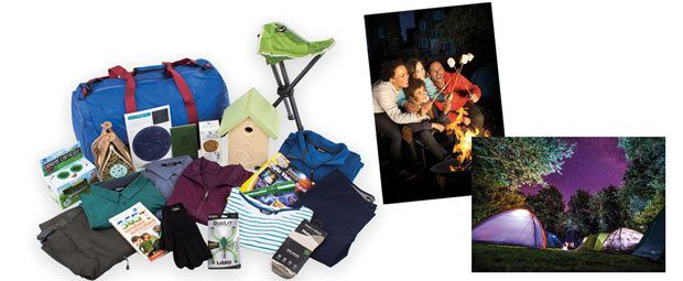 Win Cool Camping Gear For A Big Wild Sleepout