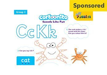 Phonics Group 2 Ck E H R M D Primary Resource National Geographic Kids