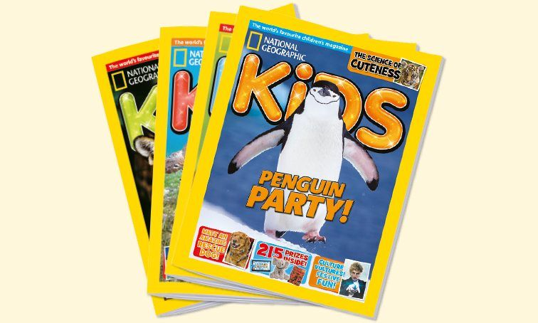 Monthly Magazine For Kids