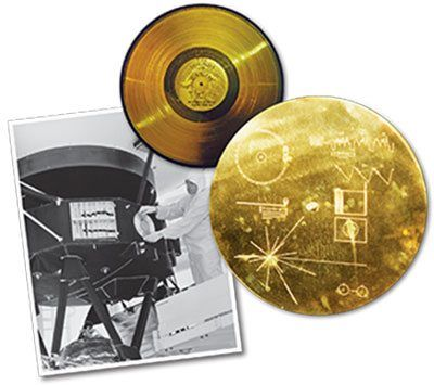 Carl Sagan's Golden Record 1
