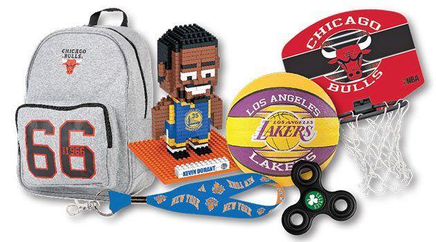 NBA Basketball Prizes