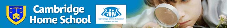 ZA Cambridge Home Schools Leader board