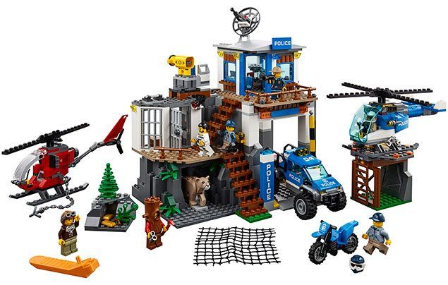 LEGO City Mountain Police 1
