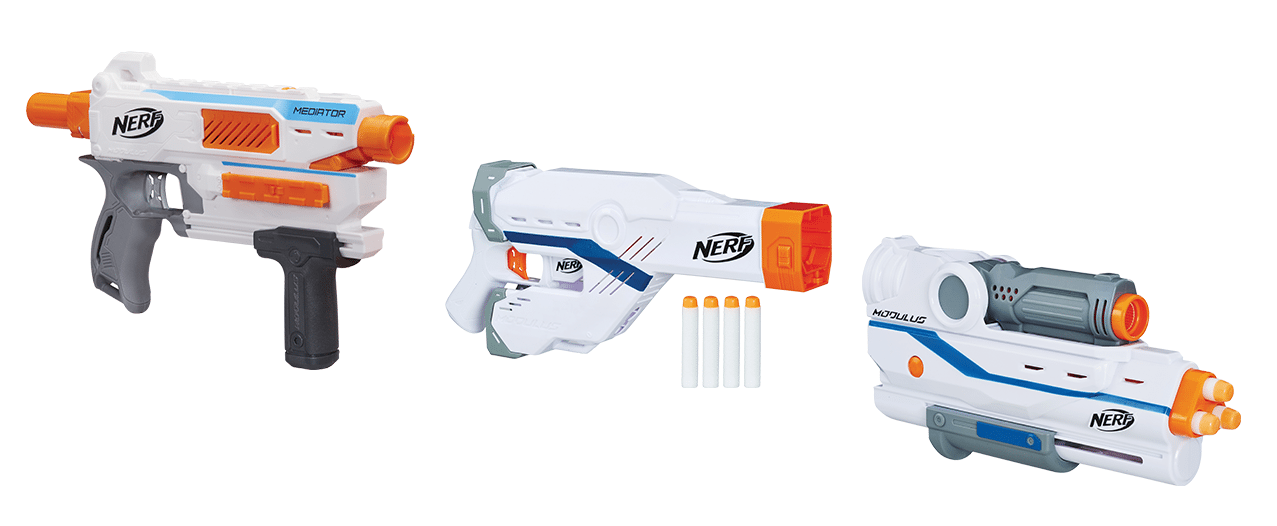 Win some Nerf prizes!