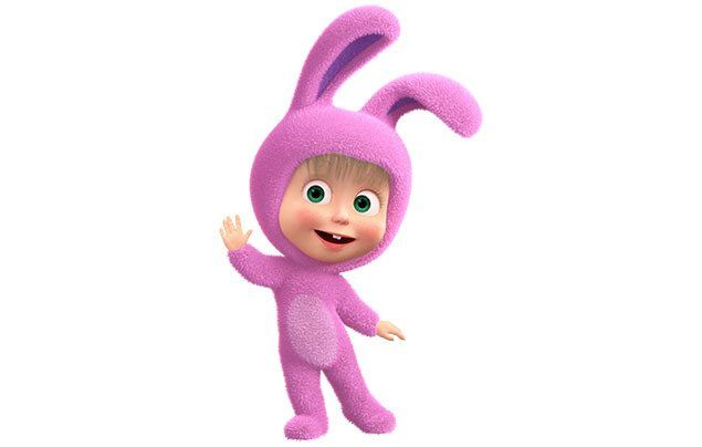 Masha and The Bear Easter