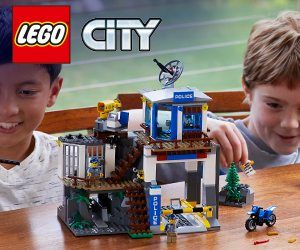 LEGO CITY MPU FEB18