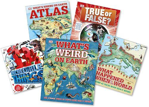 What's Weird in the World Competition - prizes