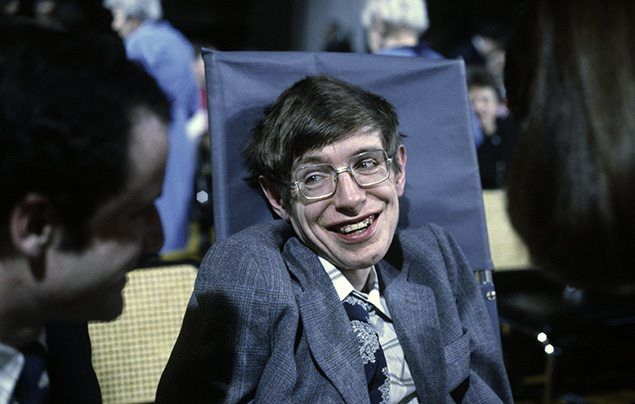 Stephen Hawking facts
