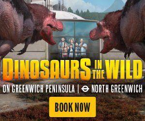 Dinosaurs in the Wild – HPTO MPU