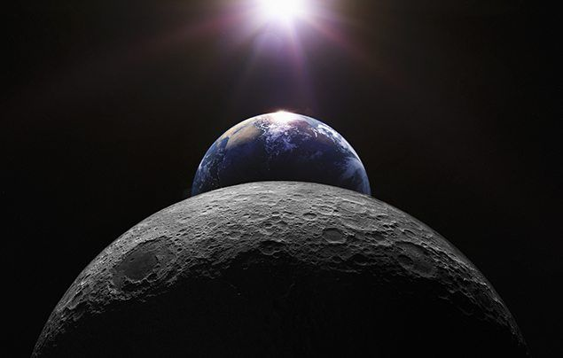 Facts about the moon - image 2