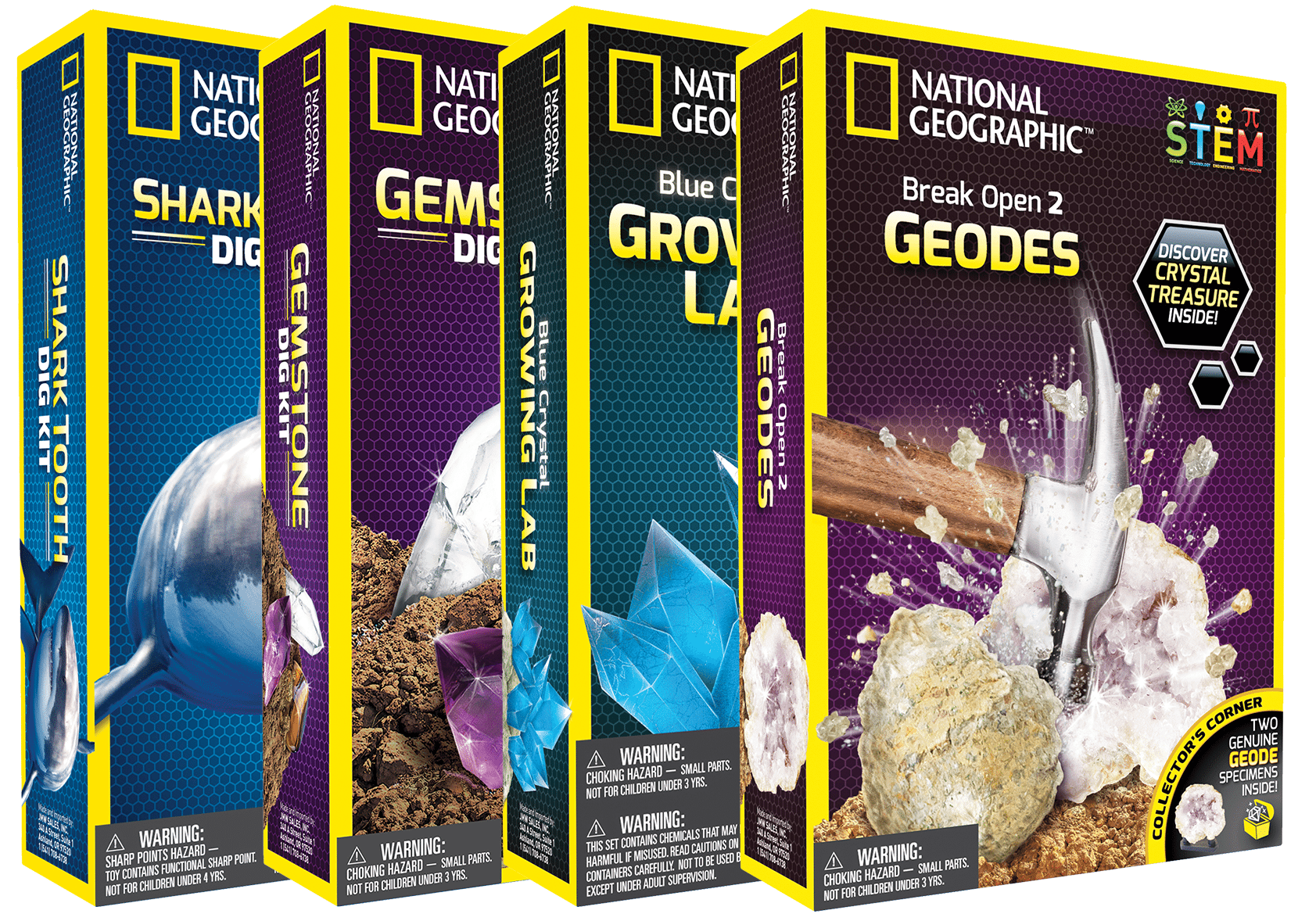 Win Nat Geo Science Kits National Geographic Kids