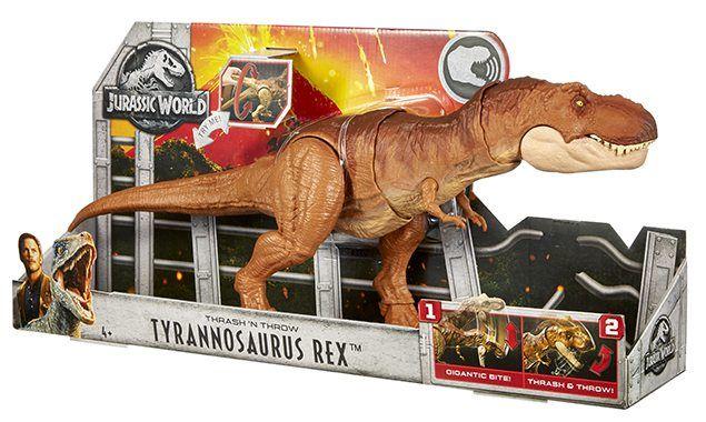 Jurassic World Mattel Prizes