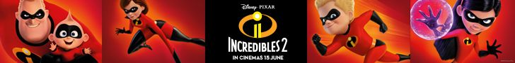 DISNEY INCREDIBLES 2