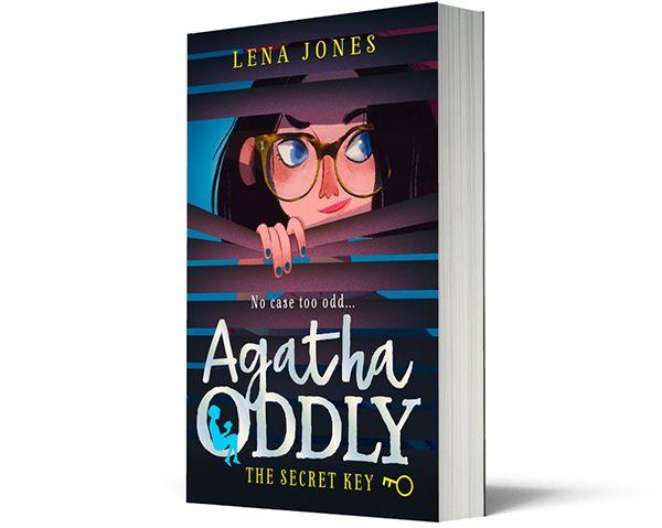 agatha oddly book