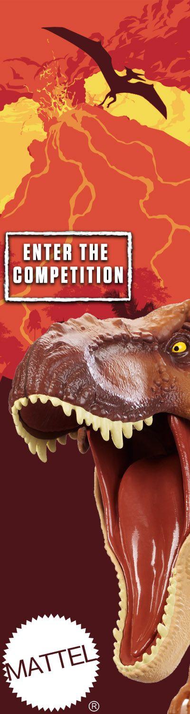 Mattel Jurassic World HPTO right hand