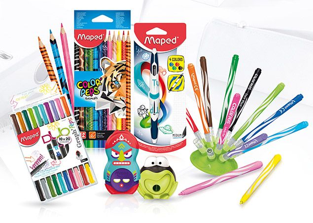 Maped stationary competition prize bundle