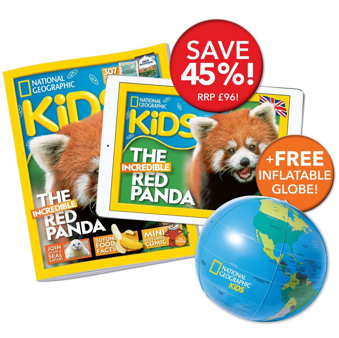 National Geographic Kids subscriptions | Entertain, educate and inspire