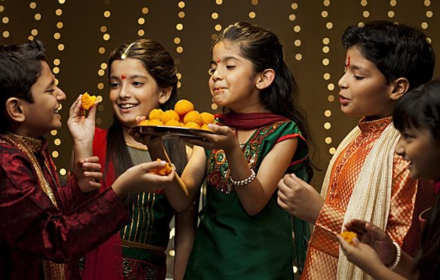 Facts about Diwali - food