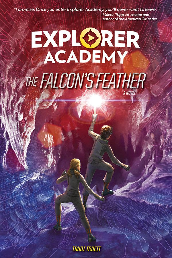 Explorer Academy The Falcon's Feather