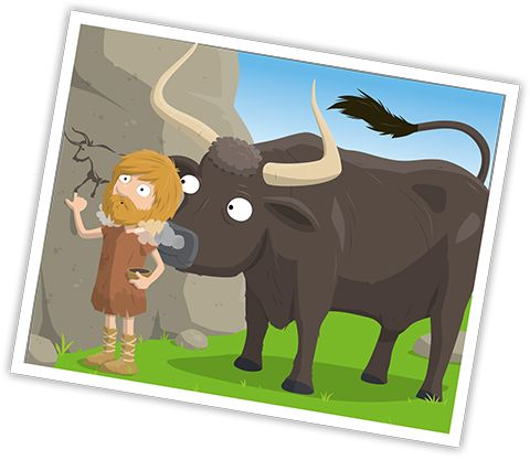 Extinct Animals - Aurochs