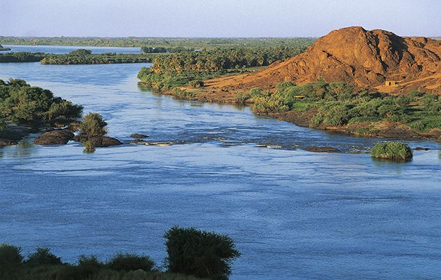 Nile River Facts - Nile River