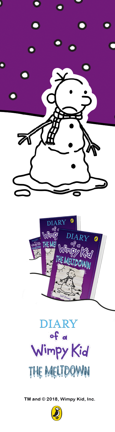 Wimpy Kid HPTO left hand side