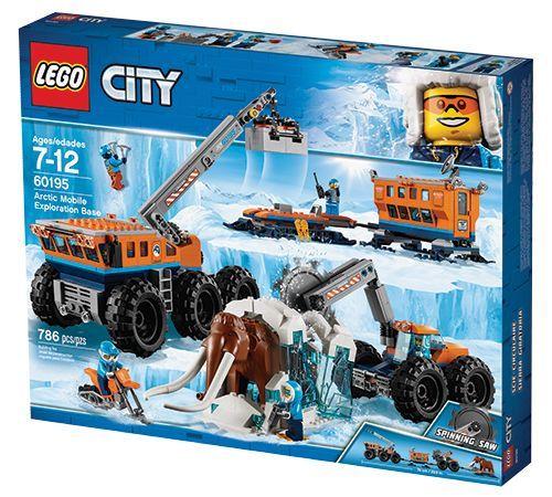 Lego® Geographic City Kids ExpeditionNational Arctic TFculJ15K3
