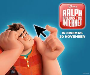 Ralph Breaks the Internet MPU
