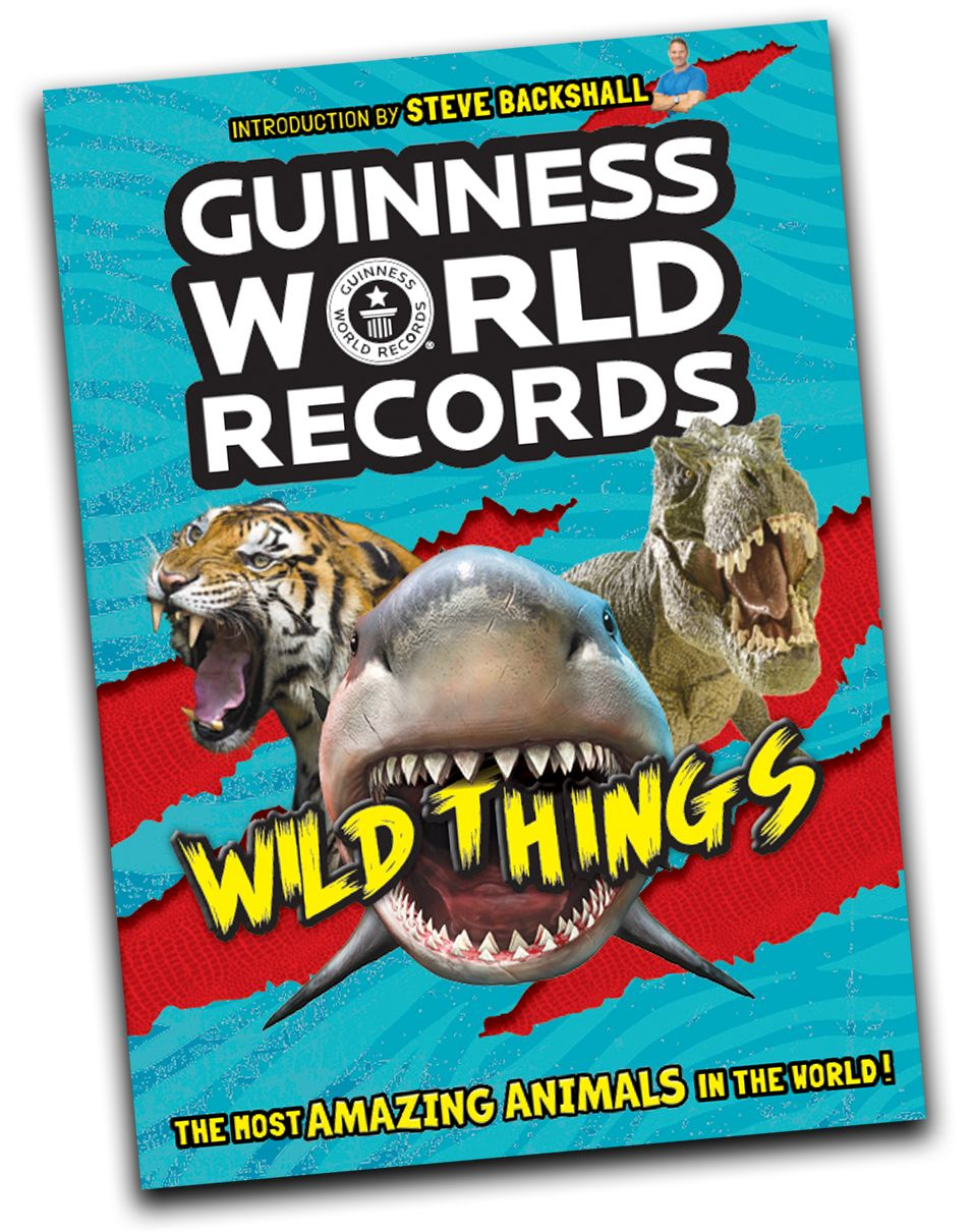 guinness world records incredible animals