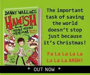 Hamish and the terrible terrible Christmas HPTO MPU