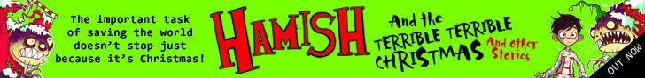Hamish and the terrible terrible Christmas HPTO leaderboard