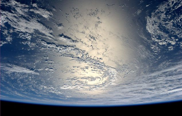 Facts about the earth - atmosphere