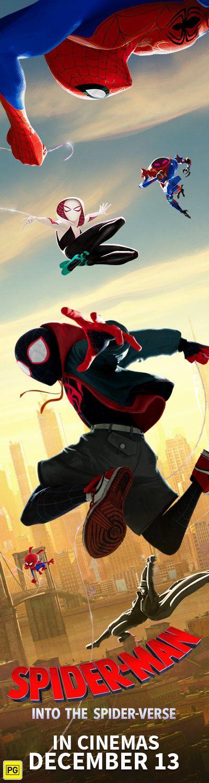 Spider Man HPTO left hand panel