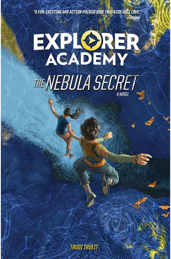 Explorer Academy The Nebula Secret book jacket