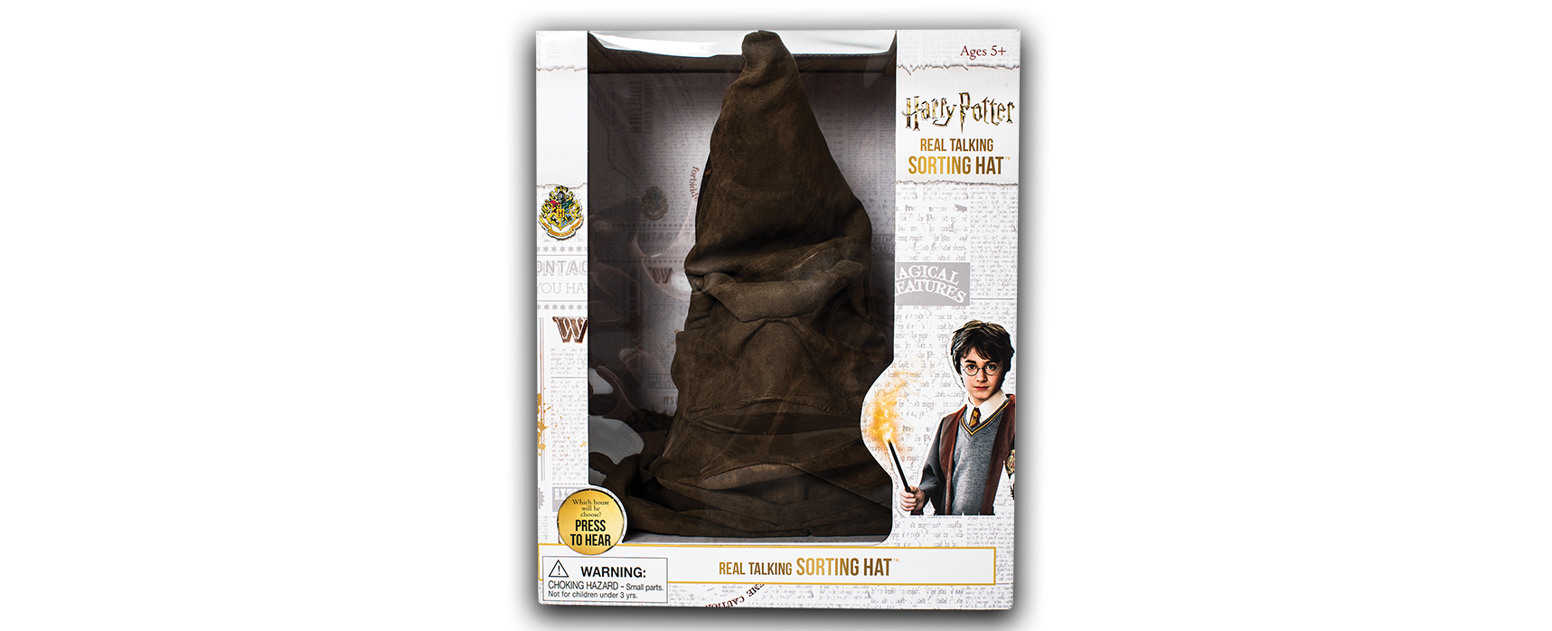 Win a Harry Potter Sorting Hat | National Geographic Kids