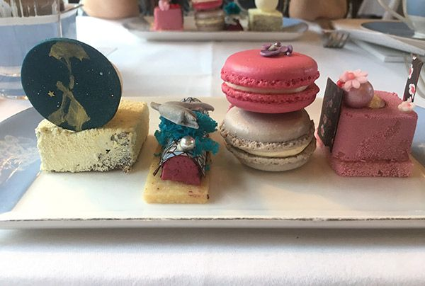 Belmond British Pullman family trips Mary Poppins afternoon tea