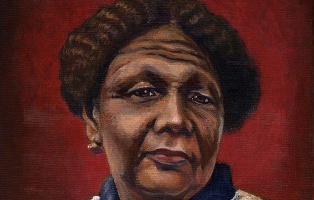 International Women's Day: painting of Mary Seacole