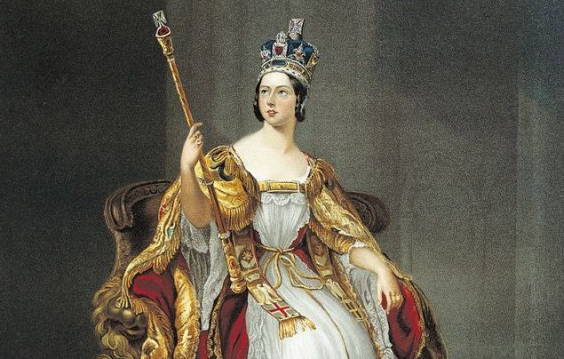 International Women's Day: painting of a young Queen Victoria