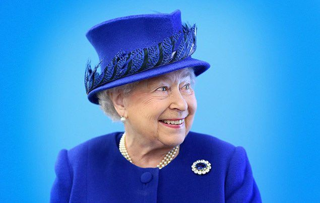 International Women's Day: a photograph of Queen Elizabeth II