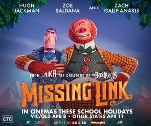 Missing Link HPTO 15th – 30th MPU