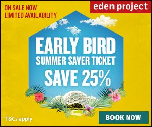 Eden Project June 2019