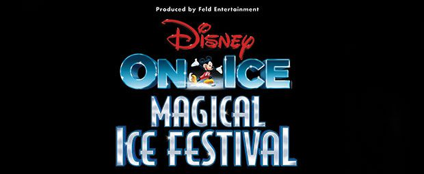Disney On Ice competition: promotional banner
