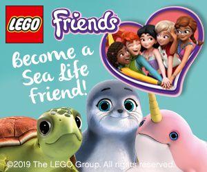 LEGO FRIENDS BECOME A HPTO MPU